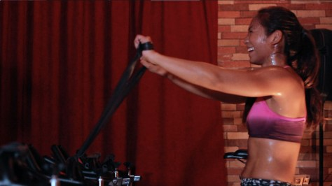 Nikki Torres Workout