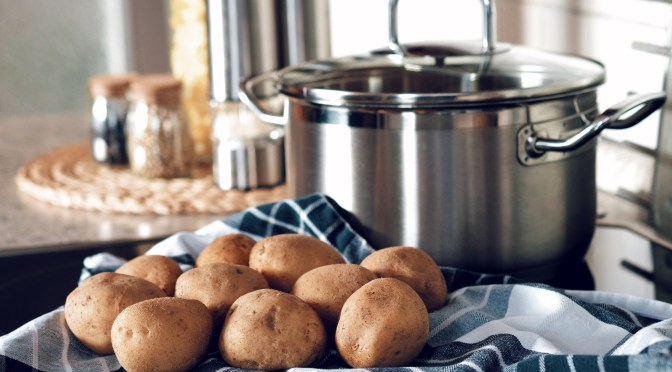 5 Reasons Why I'm Done Kicking Potatoes Out of My Diet