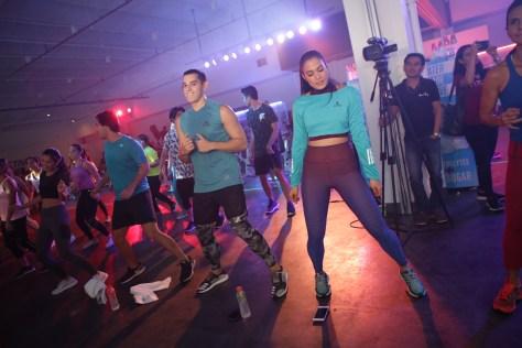 Mond Gutierrez Belle Daza Fitness