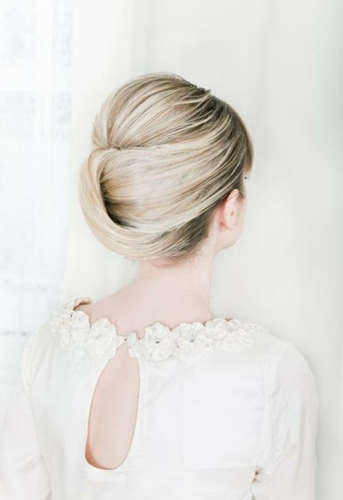Wedding updo hairstyles 8 romantic wedding updos flawlessend romantic updos for wedding hair inspiration junglespirit Image collections