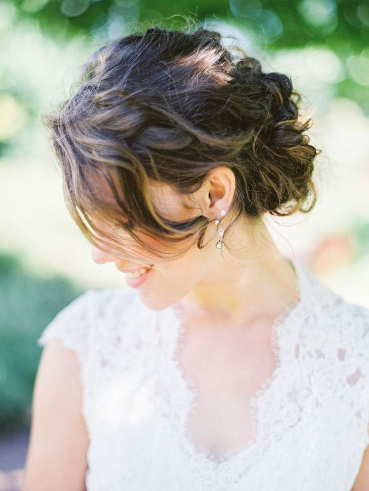 Image Result For Beautiful Wedding Hairstyles Ideas Bangs Long Hair