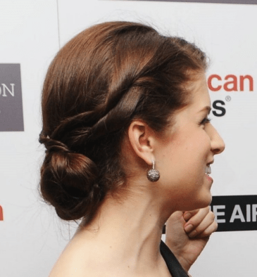Twisted Updo Hair Style - 8 Bridal Hairstyles worth trying - Get This Look
