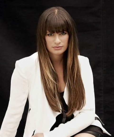 Top 15 Lea Michele Hairstyles Pretty Designs
