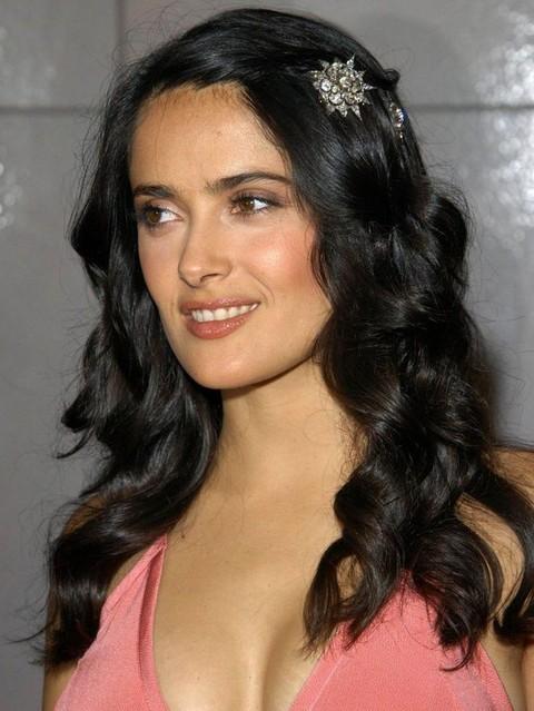 Top 26 Salma Hayek Hairstyles Pretty Designs