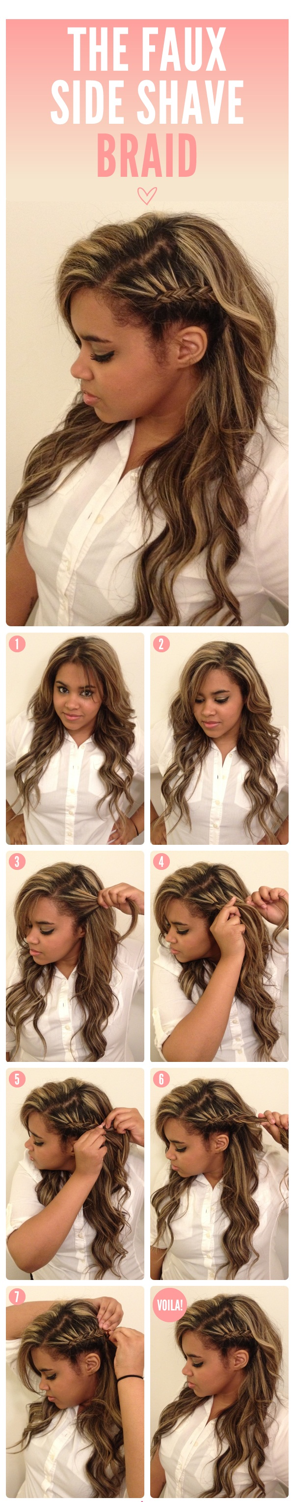 25 diy braided hairstyles you really have to pin – sheknows