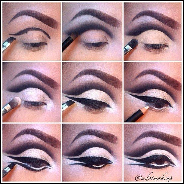 Eye Hooded Green Ideas Makeup Eyes
