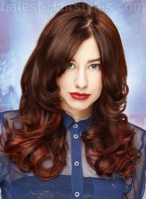 14 Beautiful Long Layered Hairstyles For Women 2014