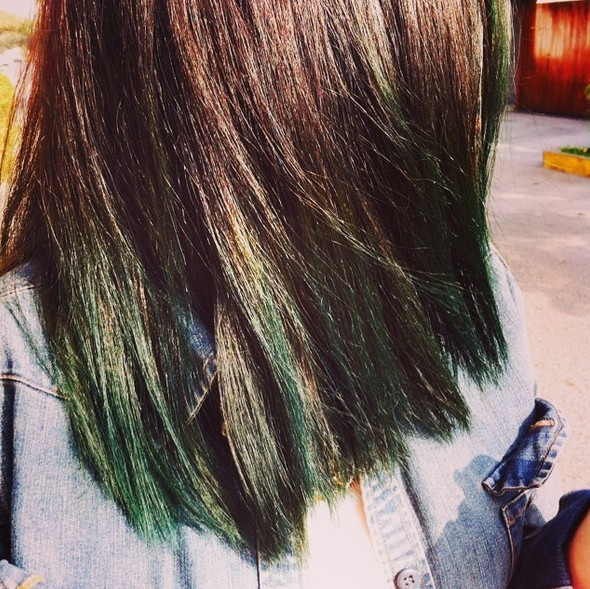 30 Ways To Add Funky Colors To Your Hair Pretty Designs
