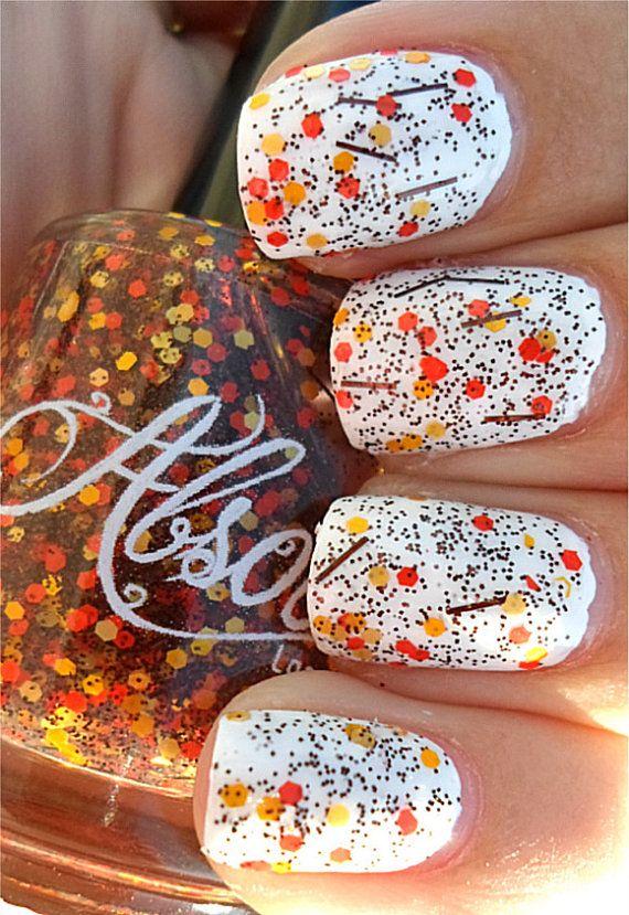 Make A New Manicure For Fall Nail Designs Pretty Designs
