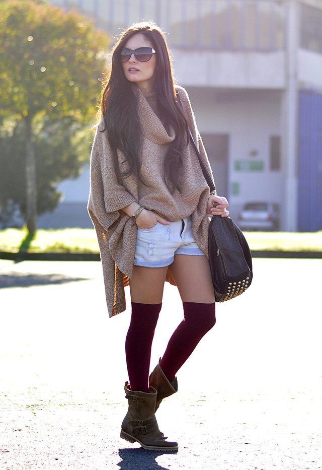 Image result for fall fashion poncho