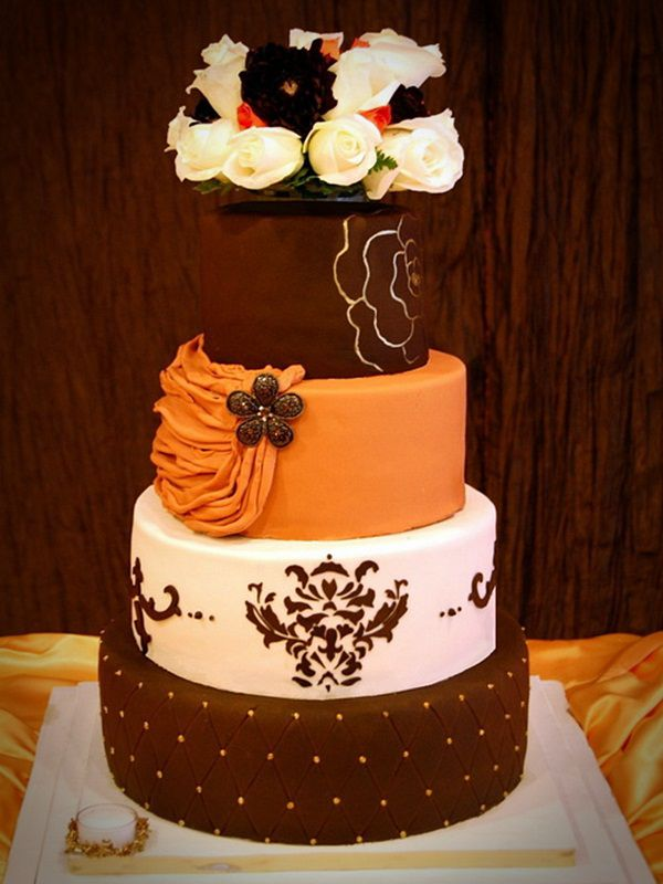 Decorating Cake Ideas Easy