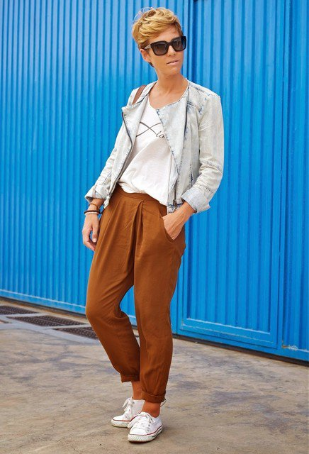 Lets Go Neutral 15 Brown Outfit Ideas For Fall Pretty
