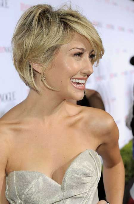 16 Hottest Celebrity Short Hairstyles Pretty Designs