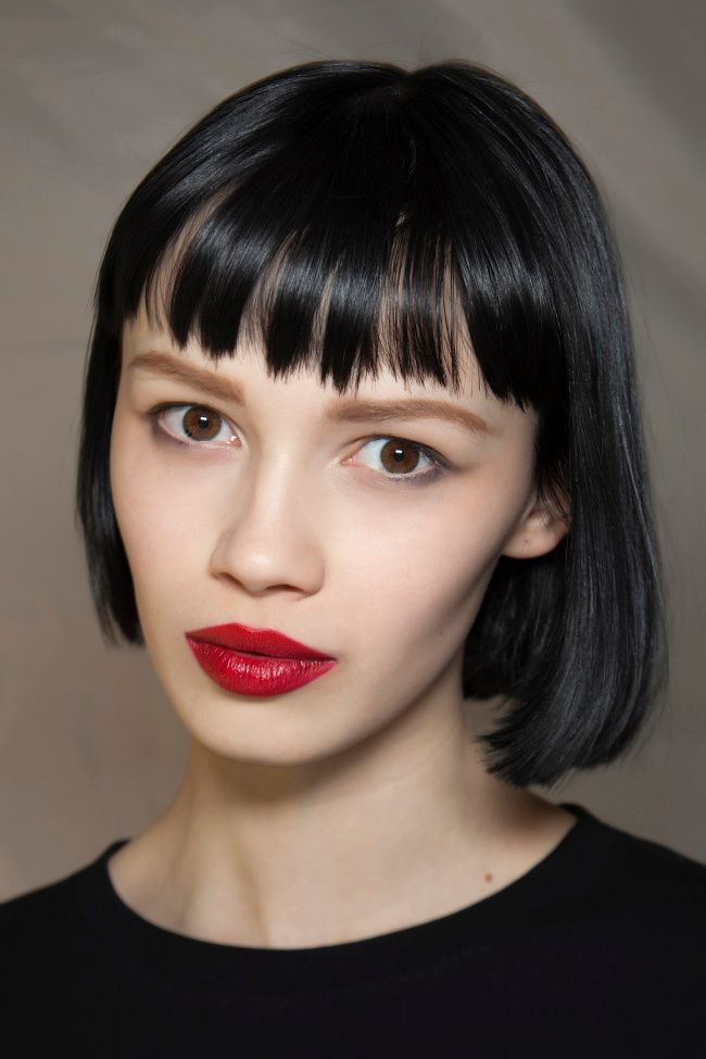 12 Great Short Hairstyles With Bangs Pretty Designs