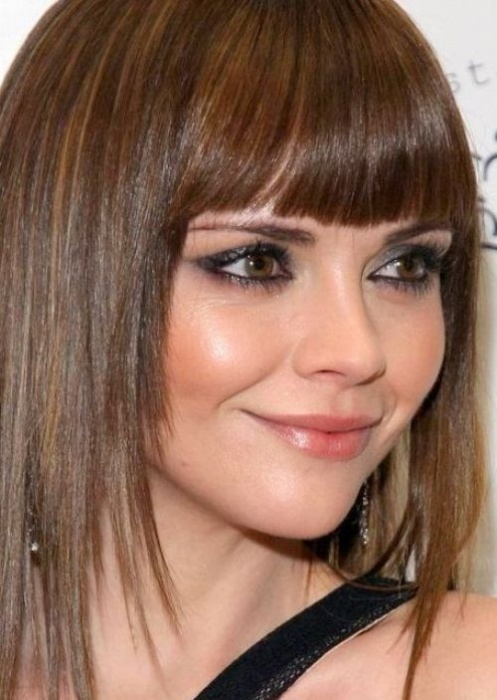 Learn From CelebritiesTrendy Makeup Ideas For Brown Eyes