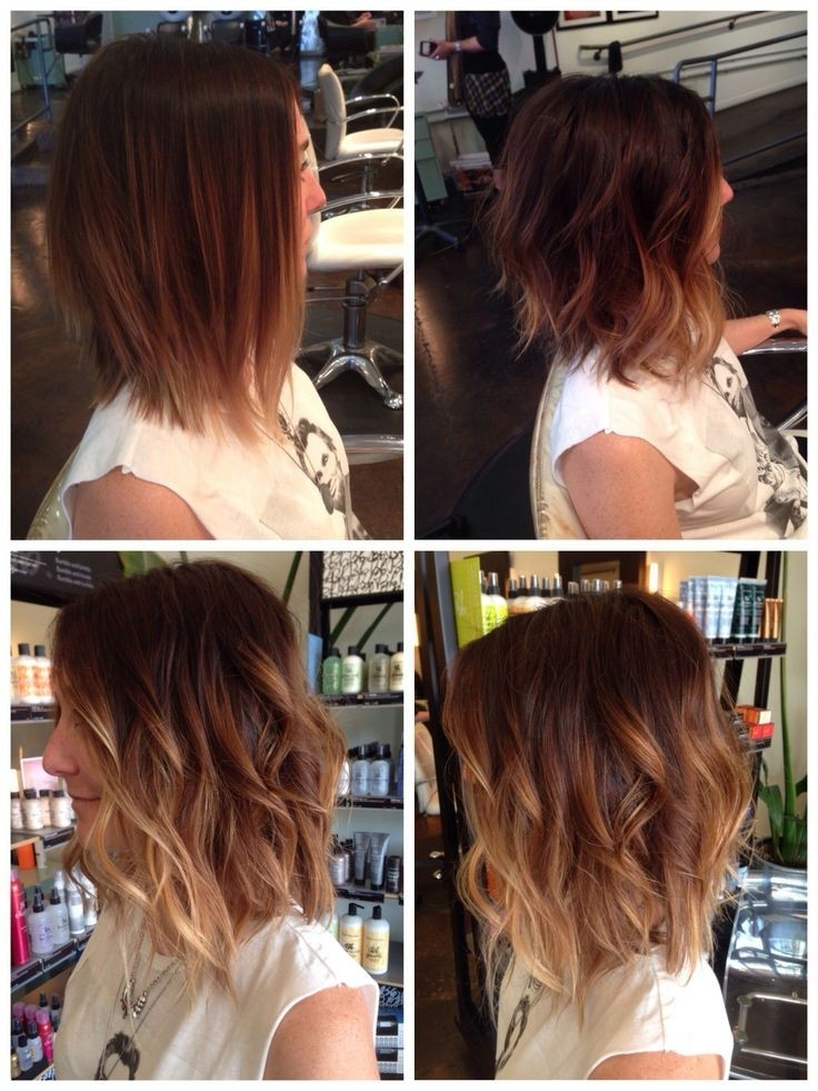 22 Ultra Chic Hairstyles For Mid Length Hair 2015 Pretty