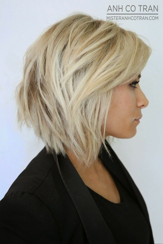 25 fantastic short layered hairstyles for women 2015