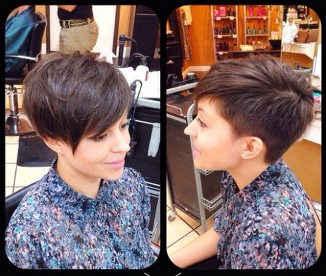 10 Cool Short Pixie Haircuts for 2018 – FlawlessEnd