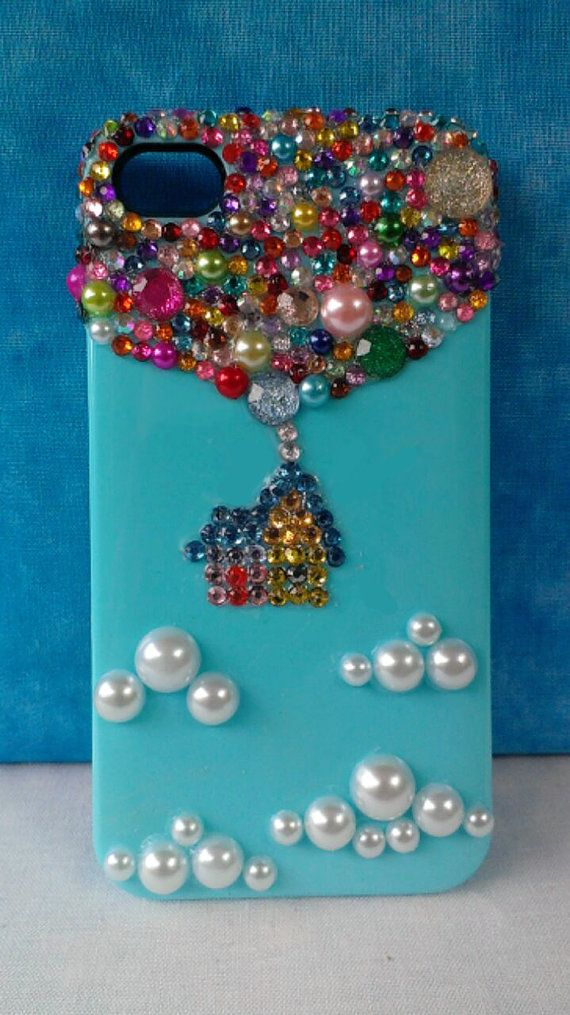 Funny Embellished Phone Case
