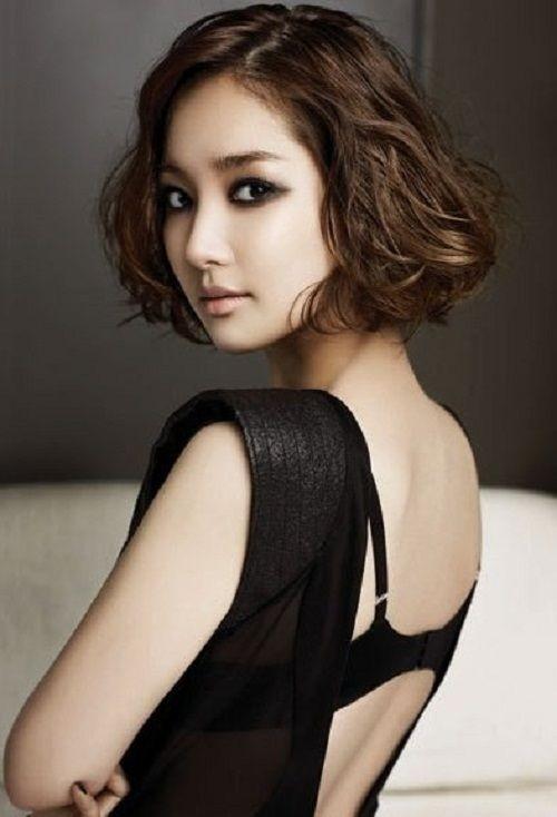 20 Popular Short Hairstyles For Asian Girls Pretty Designs
