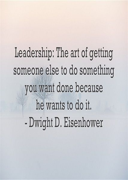 Leadership Quotes 32