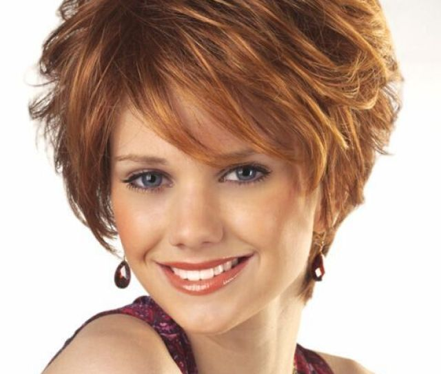 Short Hairstyle Idea For Women Over