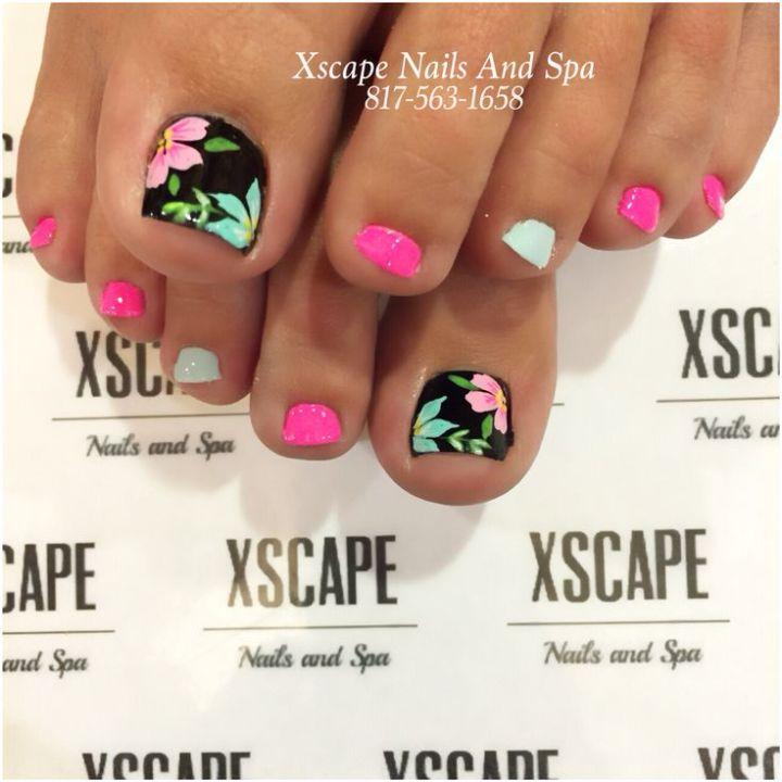 Toe Nail Art Designs For Summer | traveltourswall.com
