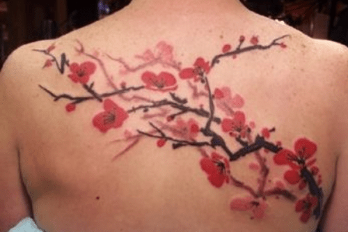 24 Gorgeous Cherry Blossom Tattoos Crazyforus