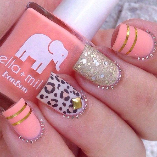 Hottest Nail Color Summer 2016
