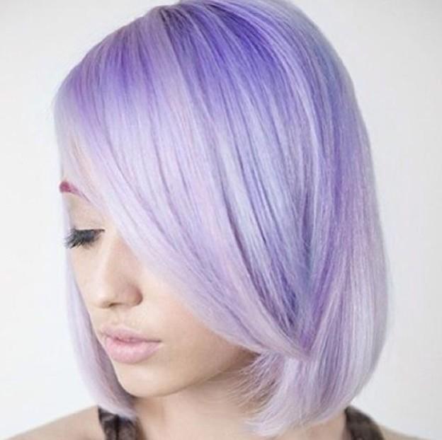 21 Gorgeous Pastel Purple Hairstyles Pretty Designs