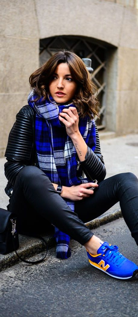 20 Super Casual Styles with Sneakers | Blue Outlook