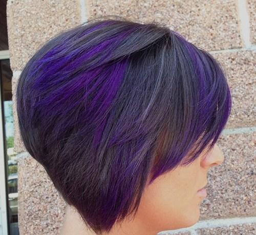 Two-tone Hair