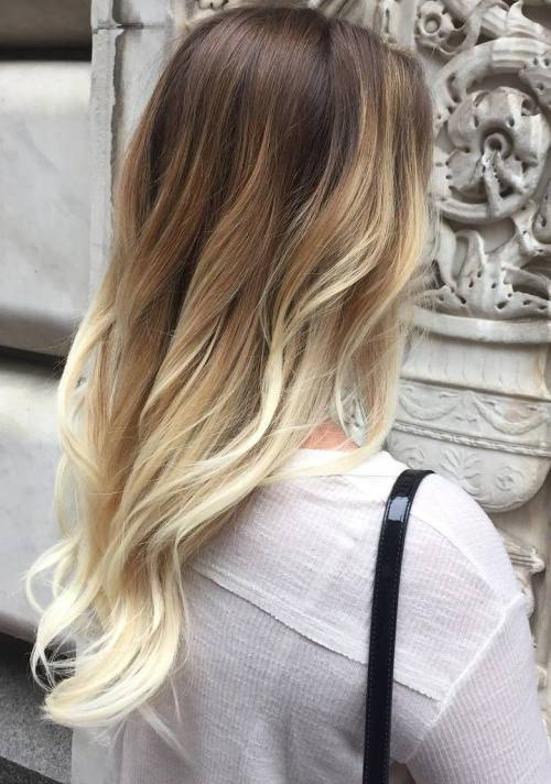 Blonde and Sliver Hair