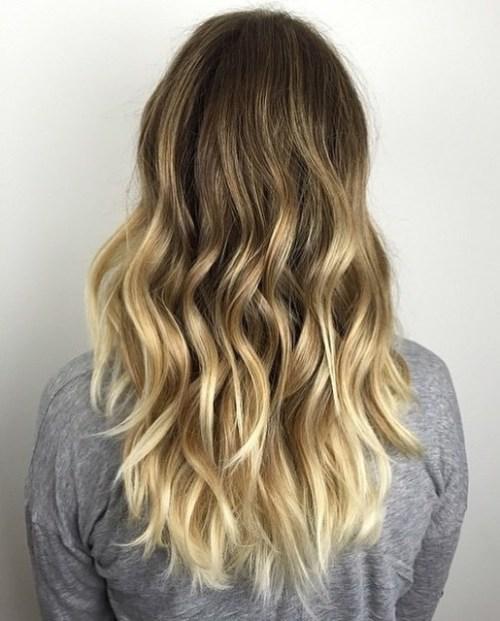 Bright Golden Hair
