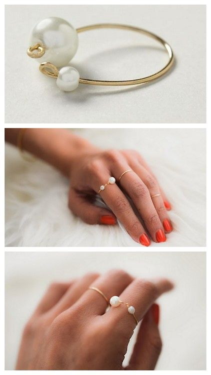 20 Easy Step By Step DIY Tutorials For Making A Ring