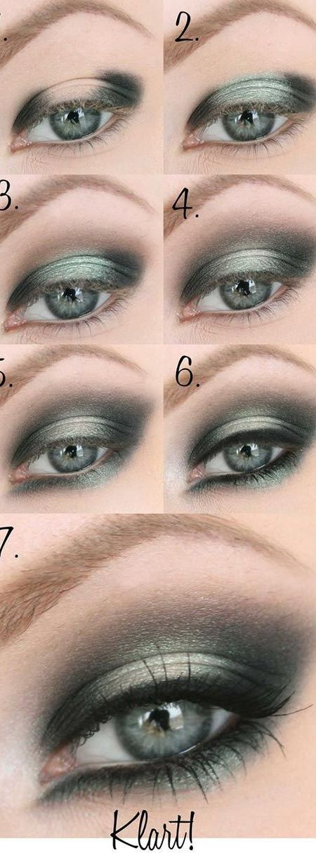 17 Smokey Eye Tutorials For Night Out Flawlessend
