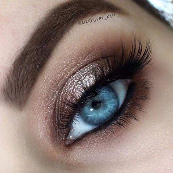 Makeup Tutorial Green Eyes And Light Brown Hair