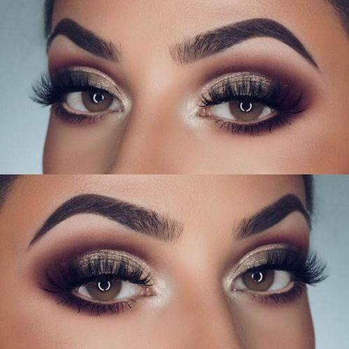 How to Rock Makeup for Brown Eyes (Makeup Ideas & Tutorials)