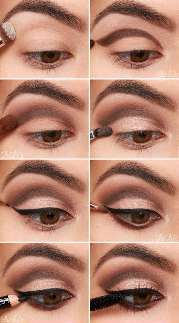 How To Rock Makeup For Brown Eyes
