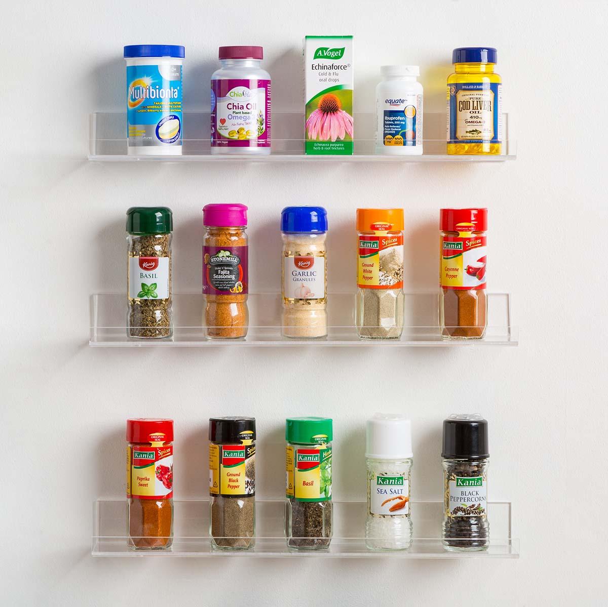 https www prettydisplay com product acrylic spice rack