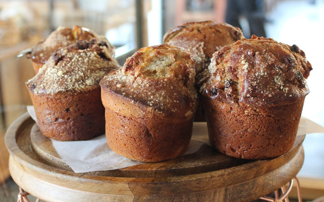 Morning glory muffins – craving stopper