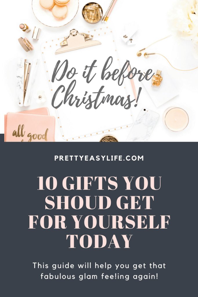 10 pretty gifts you should get for yourself today