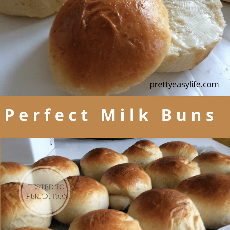 Perfect Milk Buns