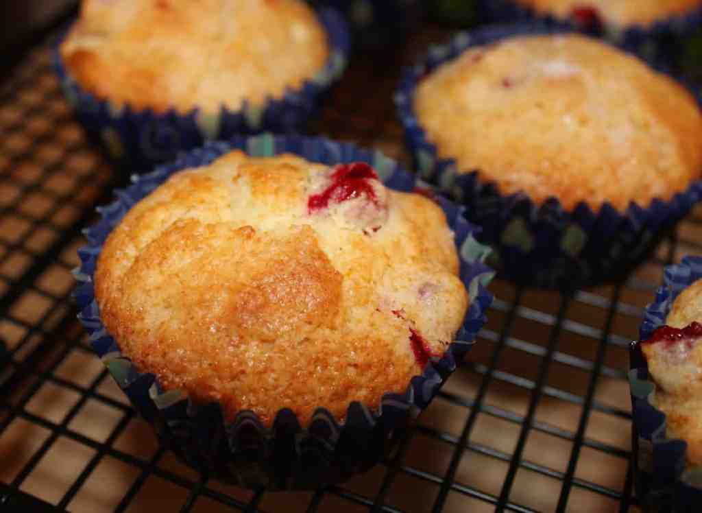 Craving Stopper - morning glory muffin