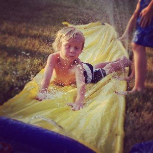 10 Tips for Family Weekend Fun this Summer - Get wet!