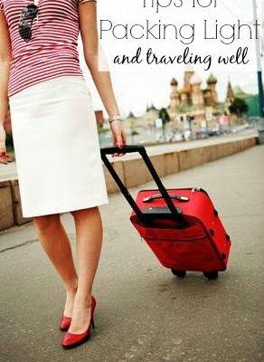 Travel Well, Pack Light
