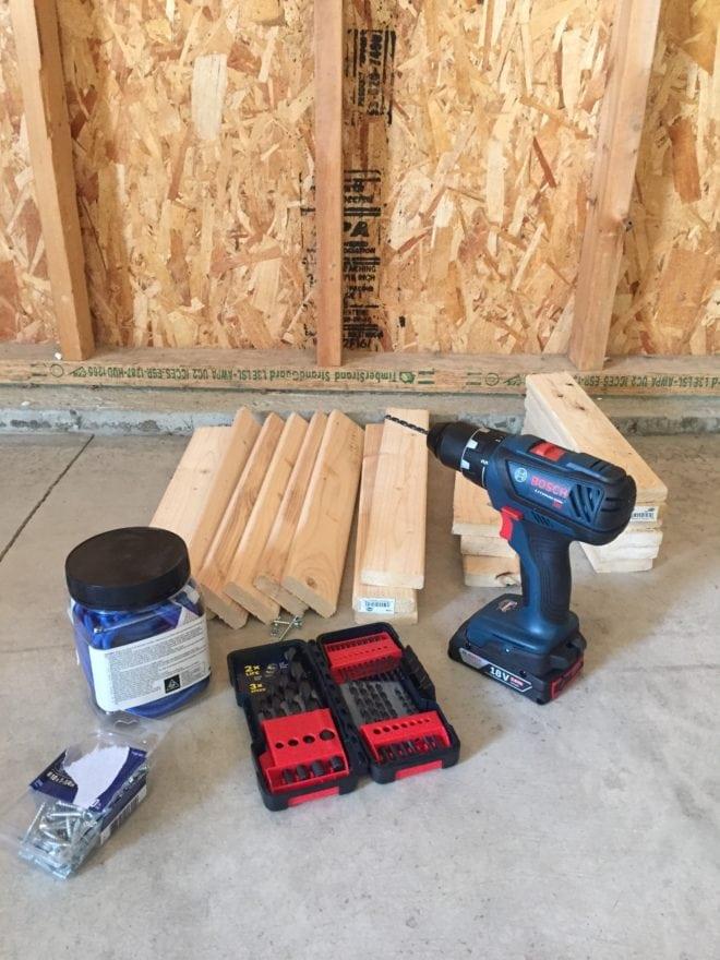 Bosch Tools Project