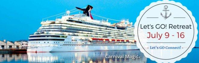 Carnival Magic Let's Go Retreat