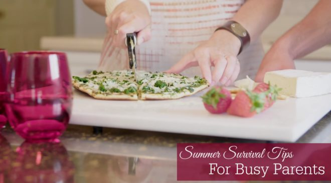 Summer Survival Tips for Busy Parents