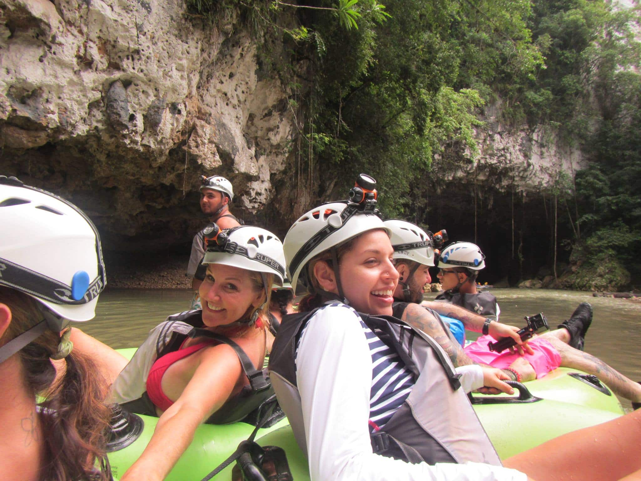 9 Reasons Cruising the Carnival Magic Good for Adults - Cave Tubing in Belize